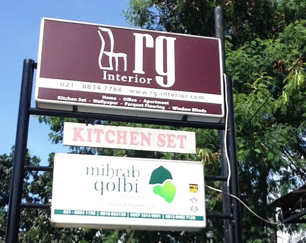 RG Interior Bekasi