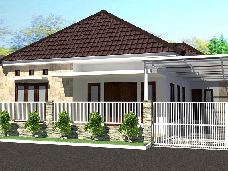 Rumah dan kantor